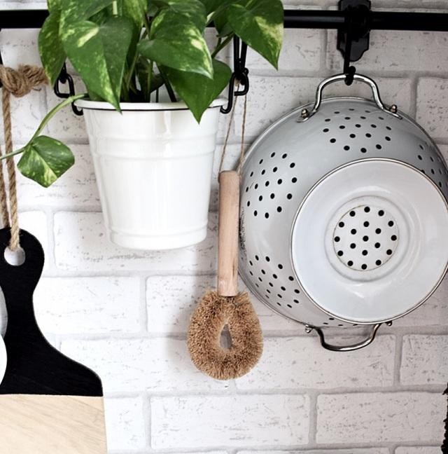 kuchnia, kuchnia w stylu skandynawskim